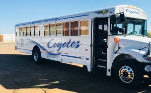 Grant County Activity Bus