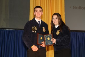Picture from State FFA