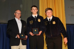 A picture from State FFA